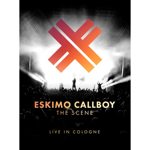 The Scene - Live in Cologne (Ltd. Blu-ray+DVD+CD Digipak) von Eskimo Callboy - LP jetzt im Eskimo Callboy Shop