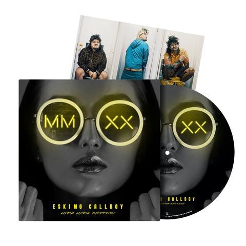 √MMXX Hypa Hypa Edition von Eskimo Callboy - Picture LP jetzt im Eskimo Callboy Shop