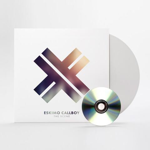 √The Scene (White Vinyl + CD Limited) von Eskimo Callboy - Vinyl + CD jetzt im Eskimo Callboy Shop
