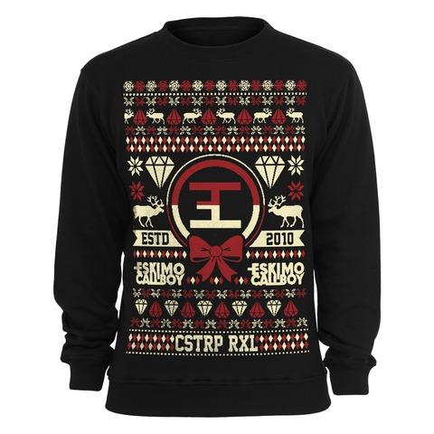 √Holiday Sweater - Crystals Logo von Eskimo Callboy - Sweater jetzt im Eskimo Callboy Shop