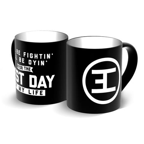 √Best Day von Eskimo Callboy - Tasse jetzt im Eskimo Callboy Shop