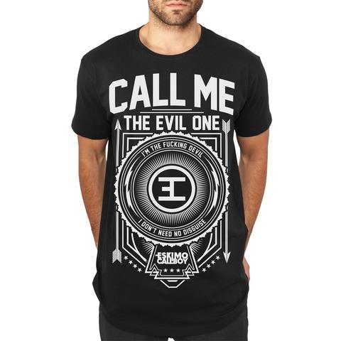 √The Evil One von Eskimo Callboy - T-Shirt Long jetzt im Eskimo Callboy Shop