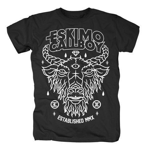 √Goat von Eskimo Callboy - T-Shirt jetzt im Eskimo Callboy Shop