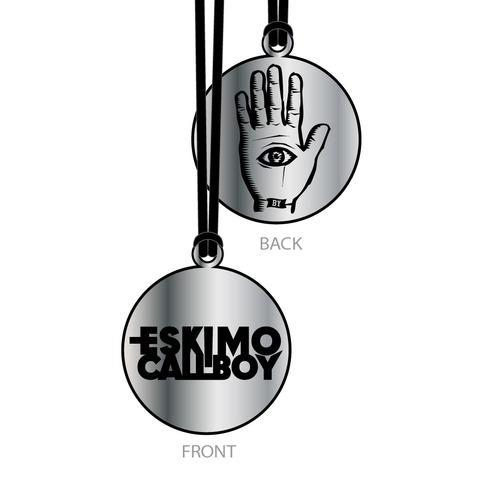 √Eye and Hand Logo von Eskimo Callboy - Kette jetzt im Eskimo Callboy Shop