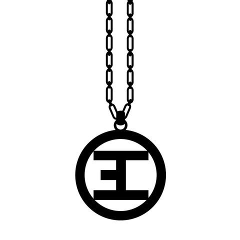 √Black Logo von Eskimo Callboy - aluminium jetzt im Eskimo Callboy Shop