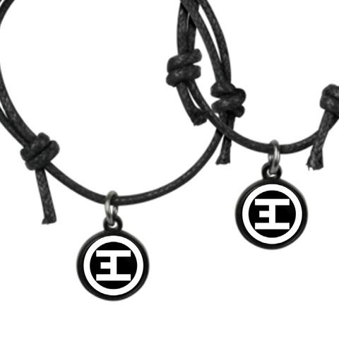 √Black and White Logo von Eskimo Callboy - Freundschaftsband jetzt im Eskimo Callboy Shop