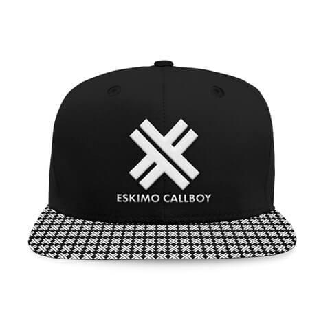 √X Logo von Eskimo Callboy - Cap jetzt im Eskimo Callboy Shop