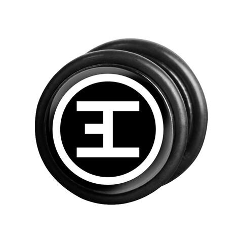 √Black and White Logo von Eskimo Callboy - steel jetzt im Eskimo Callboy Shop