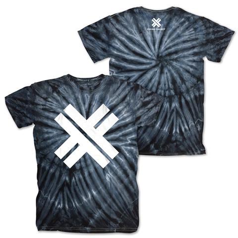 √X Cyclone von Eskimo Callboy - T-Shirt Batik jetzt im Eskimo Callboy Shop