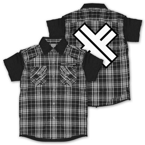 √The Scene von Eskimo Callboy - Worker Shirt jetzt im Eskimo Callboy Shop