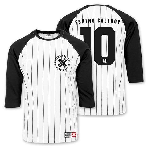 √Pocket X von Eskimo Callboy - Baseball Hemd jetzt im Eskimo Callboy Shop