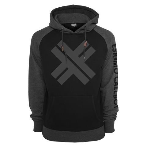 √Black on Grey von Eskimo Callboy - Hood sweater jetzt im Eskimo Callboy Shop