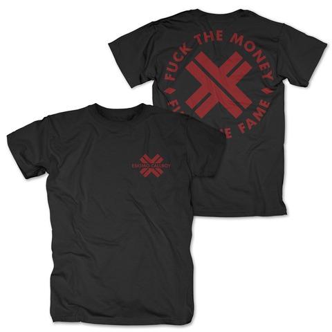 √Fuck The Money von Eskimo Callboy - T-Shirt jetzt im Eskimo Callboy Shop