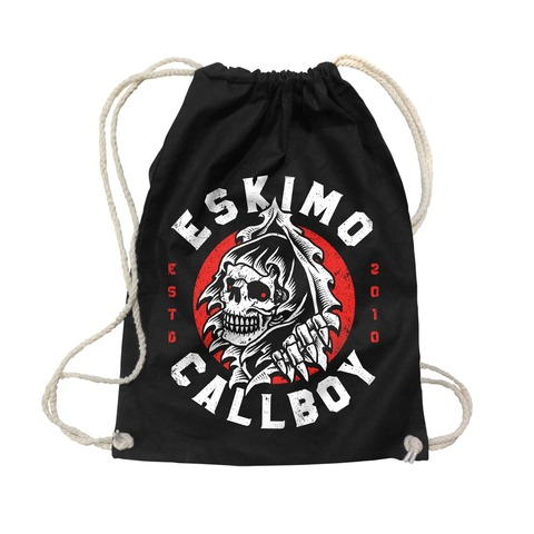 Rise of the Dead von Eskimo Callboy - Gym Bag jetzt im Eskimo Callboy Shop