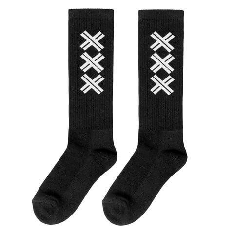 Triple X von Eskimo Callboy - Socken jetzt im Eskimo Callboy Shop