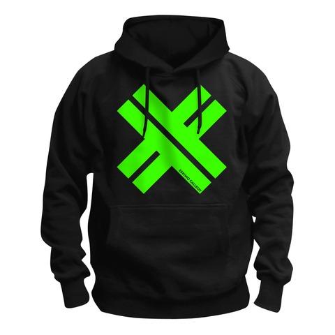 √Big X Green von Eskimo Callboy - Hood sweater jetzt im Eskimo Callboy Shop