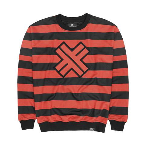 Striped X von Eskimo Callboy - Sweater jetzt im Eskimo Callboy Shop