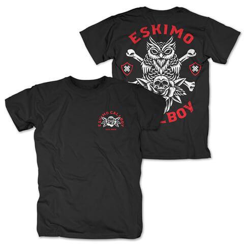 Deadly Silence von Eskimo Callboy - T-Shirt jetzt im Eskimo Callboy Shop