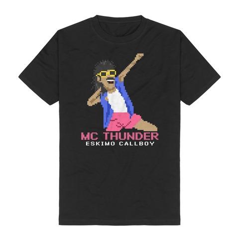 √MC Thunder von Eskimo Callboy - t-Shirt jetzt im Eskimo Callboy Shop