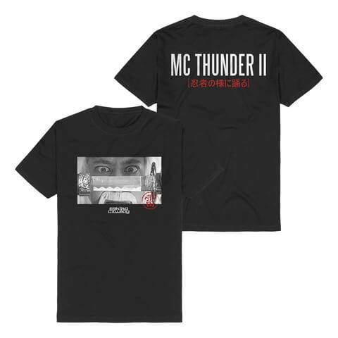 √MC Thunder II - Single Art von Eskimo Callboy - T-Shirt jetzt im Eskimo Callboy Shop