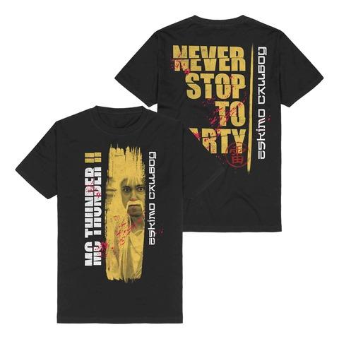 √MC Thunder II - Never Stop To Party von Eskimo Callboy - T-Shirt jetzt im Eskimo Callboy Shop
